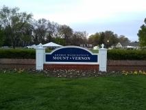 Startbereiche - Mt. Vernon